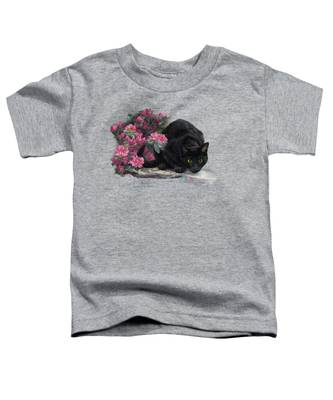 Ready To Pounce Toddler T-Shirt