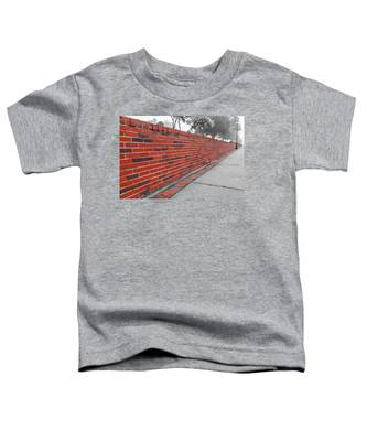 Red Brick Toddler T-Shirt
