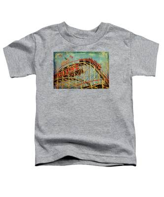 Riding The Cyclone Toddler T-Shirt