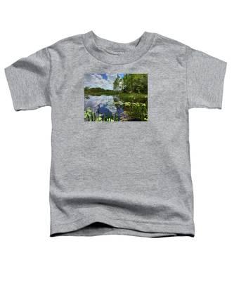 River Of Calm Toddler T-Shirt