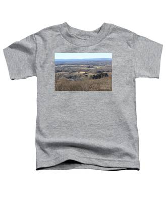 Rt 80 Scenic Ovelook Allamuchy 2 Toddler T-Shirt