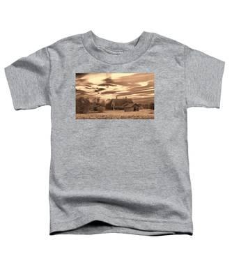 Rustic Barn 2 Toddler T-Shirt