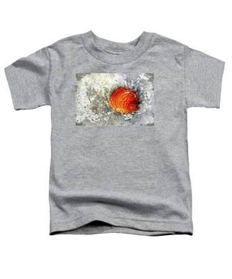 Seashell Art  Toddler T-Shirt