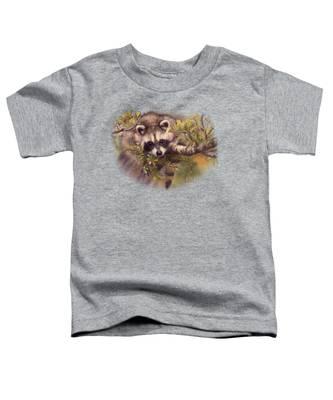 Seeking Mischief Toddler T-Shirt