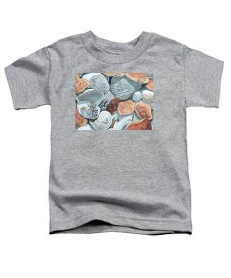 Shells Of The Puget Sound Toddler T-Shirt