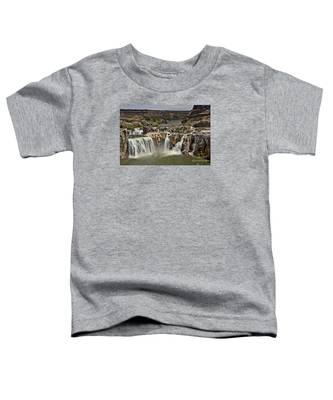 Shoshone Falls Toddler T-Shirt