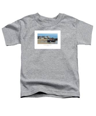 St Ives - Waiting Boats Toddler T-Shirt