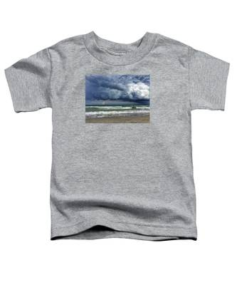 Stormy Ocean Toddler T-Shirt