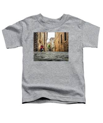 Streets Of Italy Toddler T-Shirt