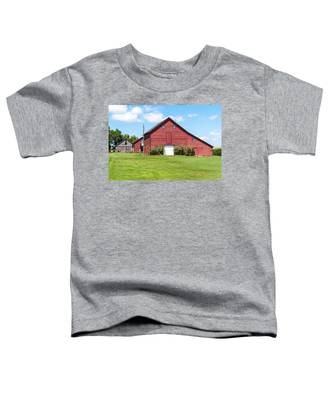 Sun Flower Barn Toddler T-Shirt