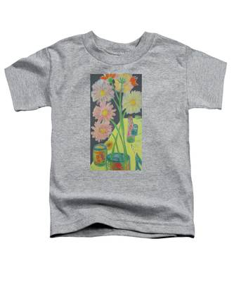 Table Scape Toddler T-Shirt