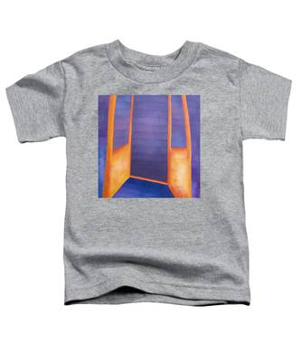 The Arrival Toddler T-Shirt