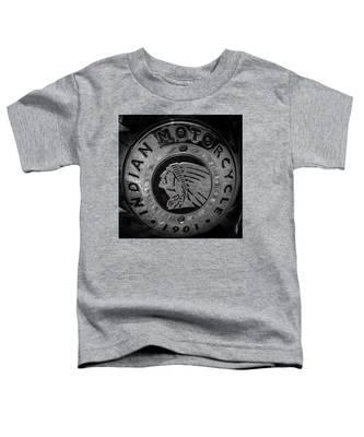 The Indian Motorcycle Logo Toddler T-Shirt