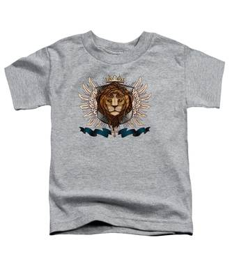 The King's Heraldry II Toddler T-Shirt