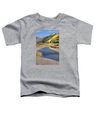 The San Miguel In Autumn Toddler T-Shirt
