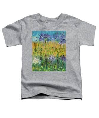 Thistles Too Toddler T-Shirt