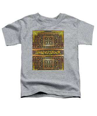Thunderstruck Opera Garnier Ornate Mosaic Floor Paris France Toddler T-Shirt