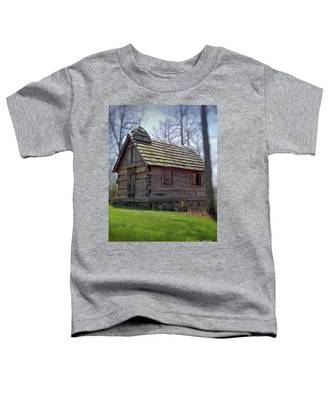 Tom's Country Church And School Toddler T-Shirt