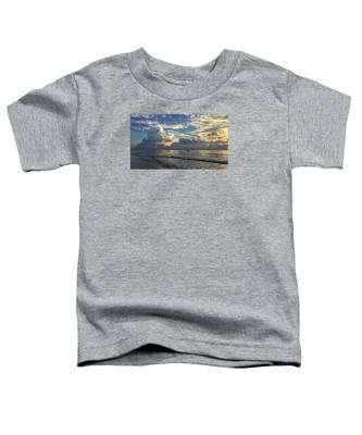 Tranquil Fisherman Toddler T-Shirt
