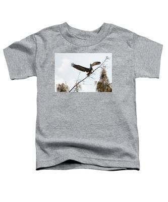 Tree Landing Toddler T-Shirt