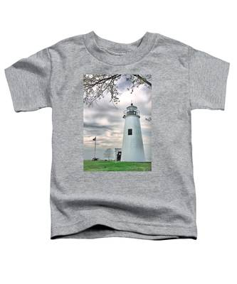 Turkey Point Lighthouse Toddler T-Shirt