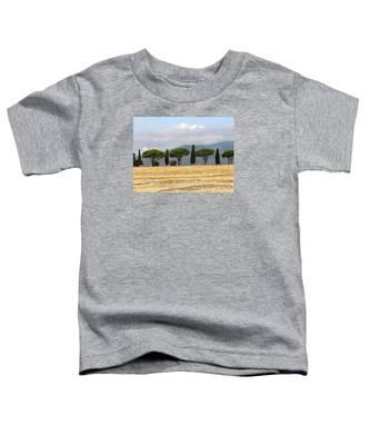 Tuscany Trees Toddler T-Shirt