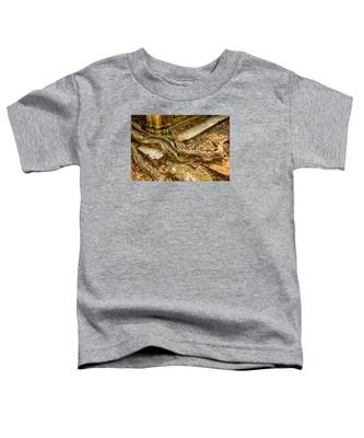 Twisted Root Toddler T-Shirt