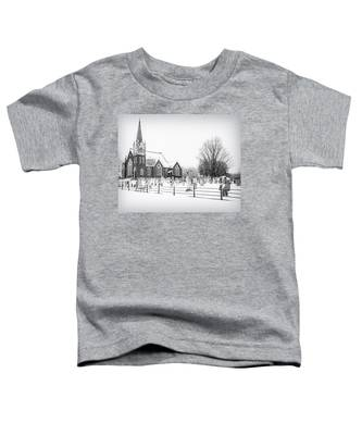Victorian Gothic Toddler T-Shirt