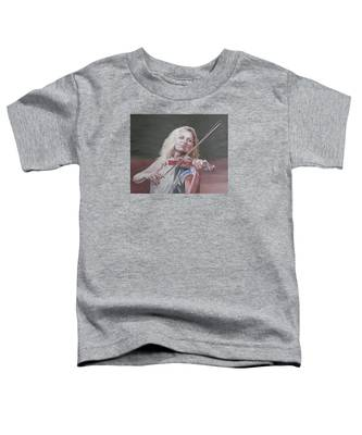 Violin Solo Toddler T-Shirt