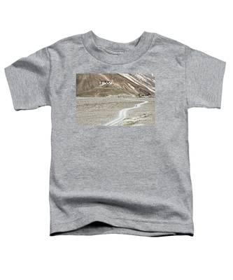 Walking Alone Toddler T-Shirt