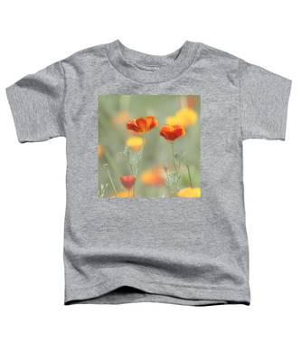 Whimsical Summer Toddler T-Shirt