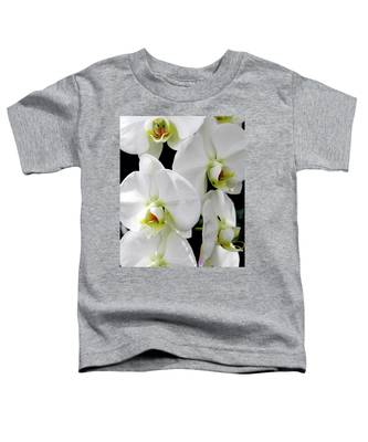 White Orchid Toddler T-Shirt