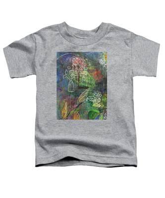 Wildflower Toddler T-Shirt
