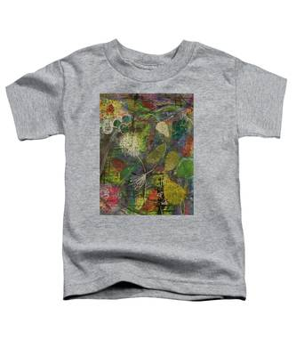 Wildflower Two Toddler T-Shirt