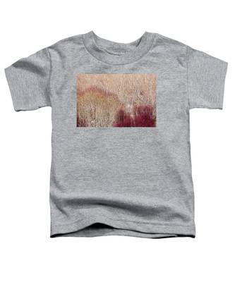 Willows In Winter Toddler T-Shirt