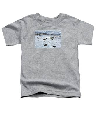 Winter Tracks Toddler T-Shirt
