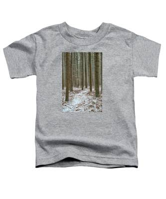 Winter's Trail Toddler T-Shirt