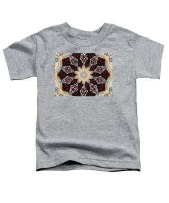 Woven Beauty Toddler T-Shirt
