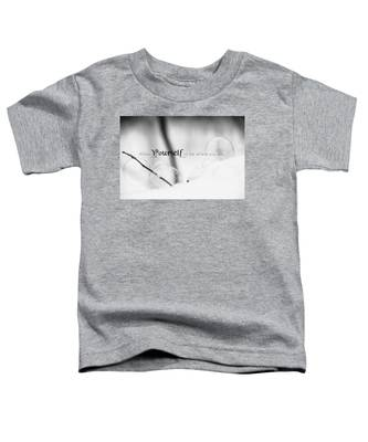 Yourself Toddler T-Shirt