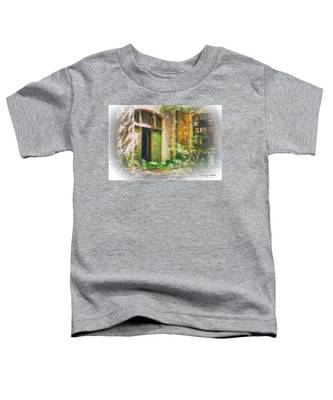 Abandoned House Toddler T-Shirt