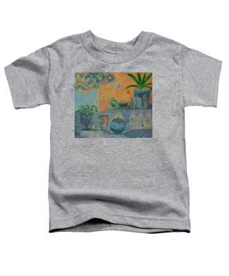 Afternoon Tea Toddler T-Shirt