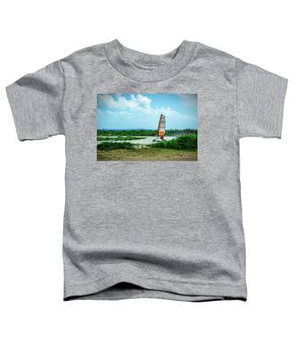 Bonaire Land Sailor  Toddler T-Shirt