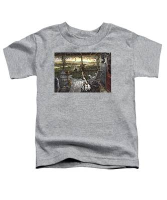 Cabin Fever Toddler T-Shirt