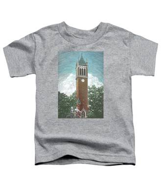 Campanile 1928 Toddler T-Shirt