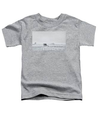 Cannon Out In The Field Toddler T-Shirt