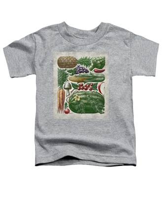 Farmer's Market - Color Toddler T-Shirt