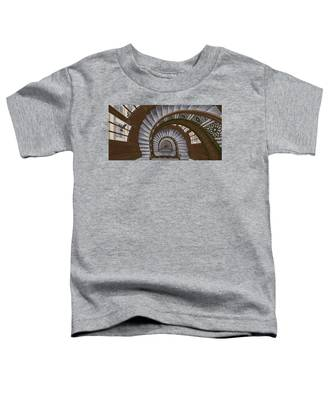 Frank Lloyd Wright - The Rookery Toddler T-Shirt