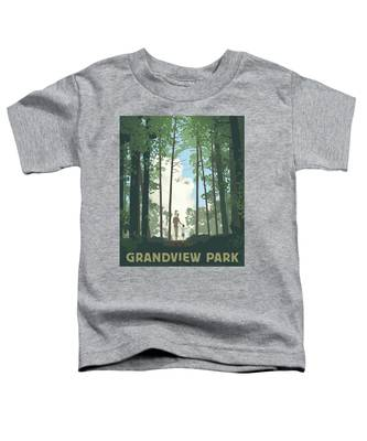 Grandview Park Toddler T-Shirt