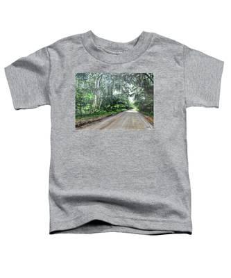 Island Road Toddler T-Shirt