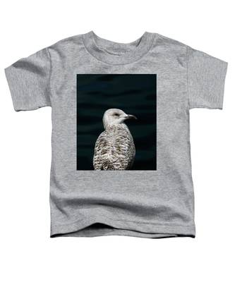 Juvenile With Attitude - Supporting World Wide Fund For Nature Toddler T-Shirt